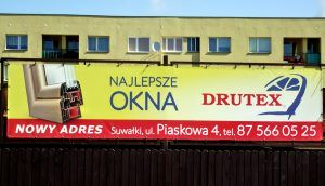 reklama na targowiskach