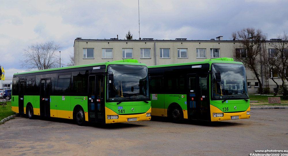wynajem autobusów